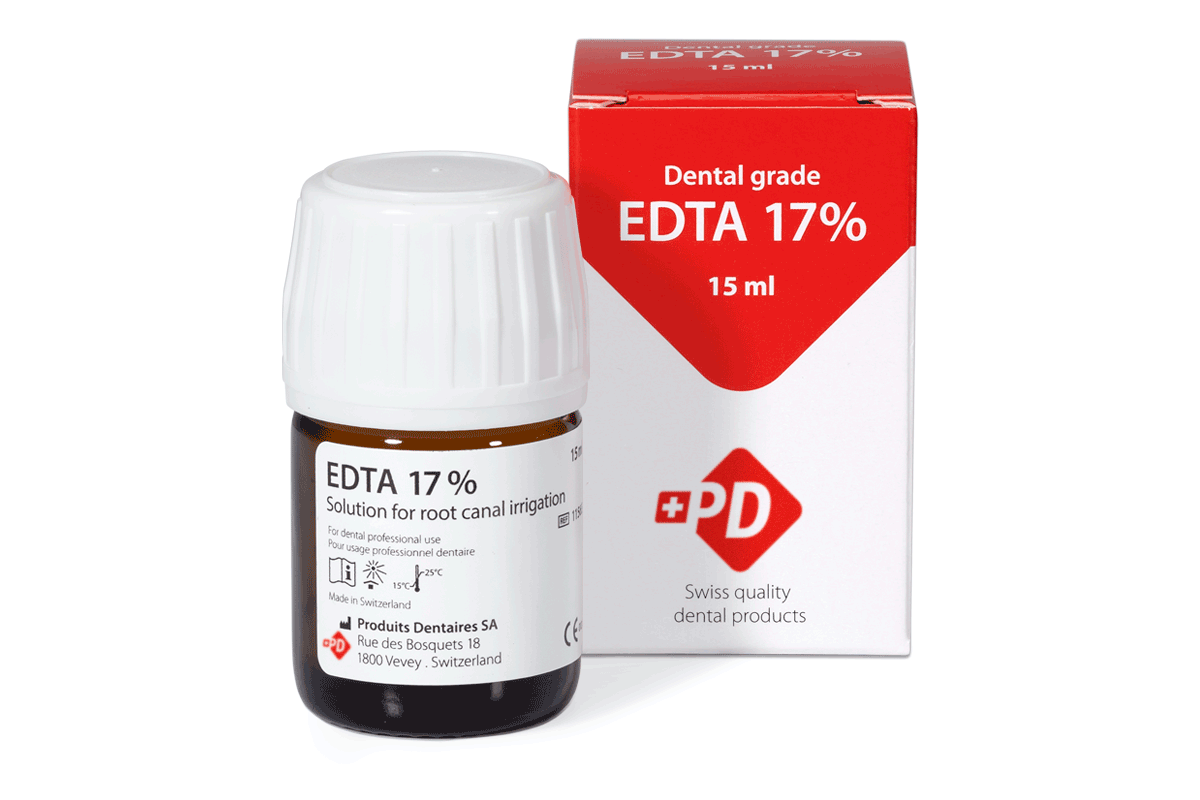 Comprar EDTA de PD Dental