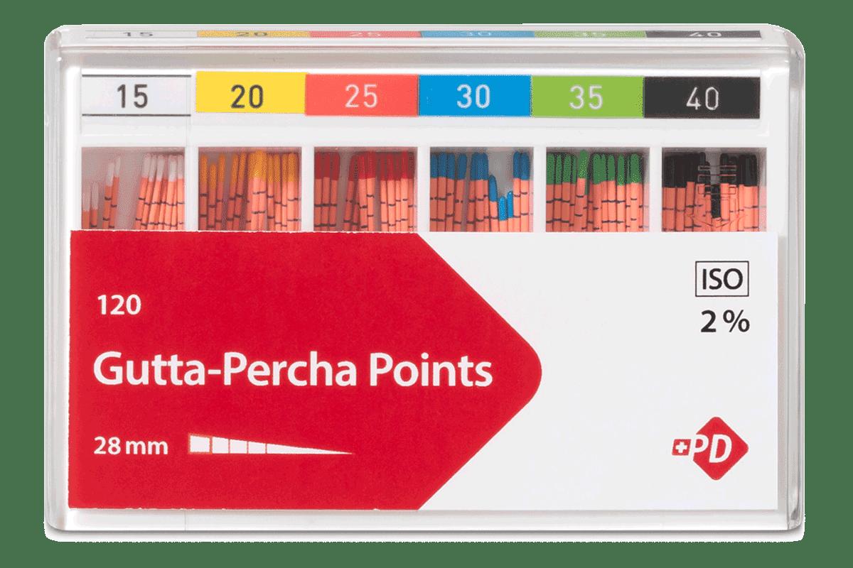 Pointes de Gutta Percha par PD Dental