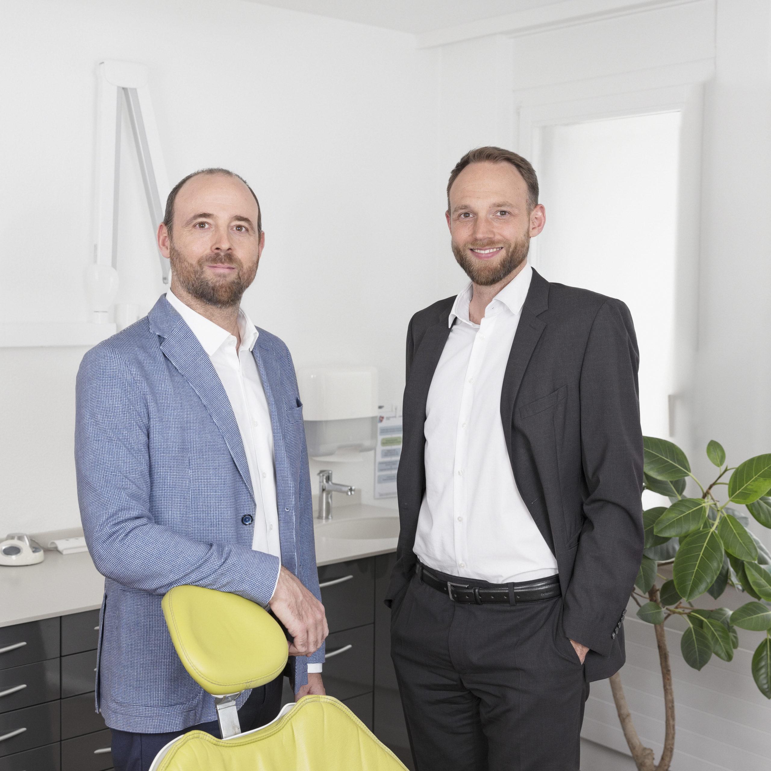 À propos de nous PD Dental Nicolas et Yann Gehrig