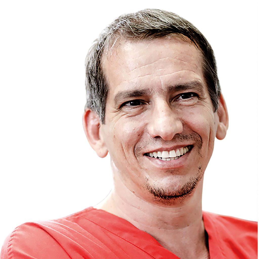 Uwe Radmacher Spülung mit IrriFlex® PD Dental